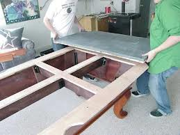 Pool table moves in Florence Alabama
